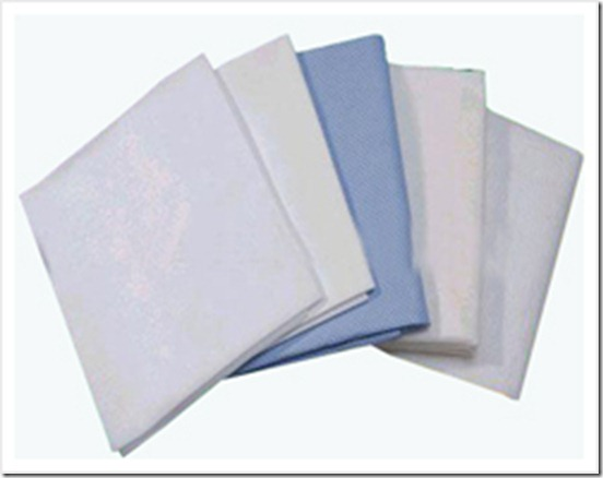 Non-woven Bed Sheets for Hospital